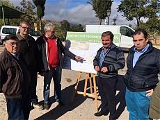 Diputación invertirá 2,5 millones de euros en mejorar el acceso a Cabra del Santo Cristo y a su estación