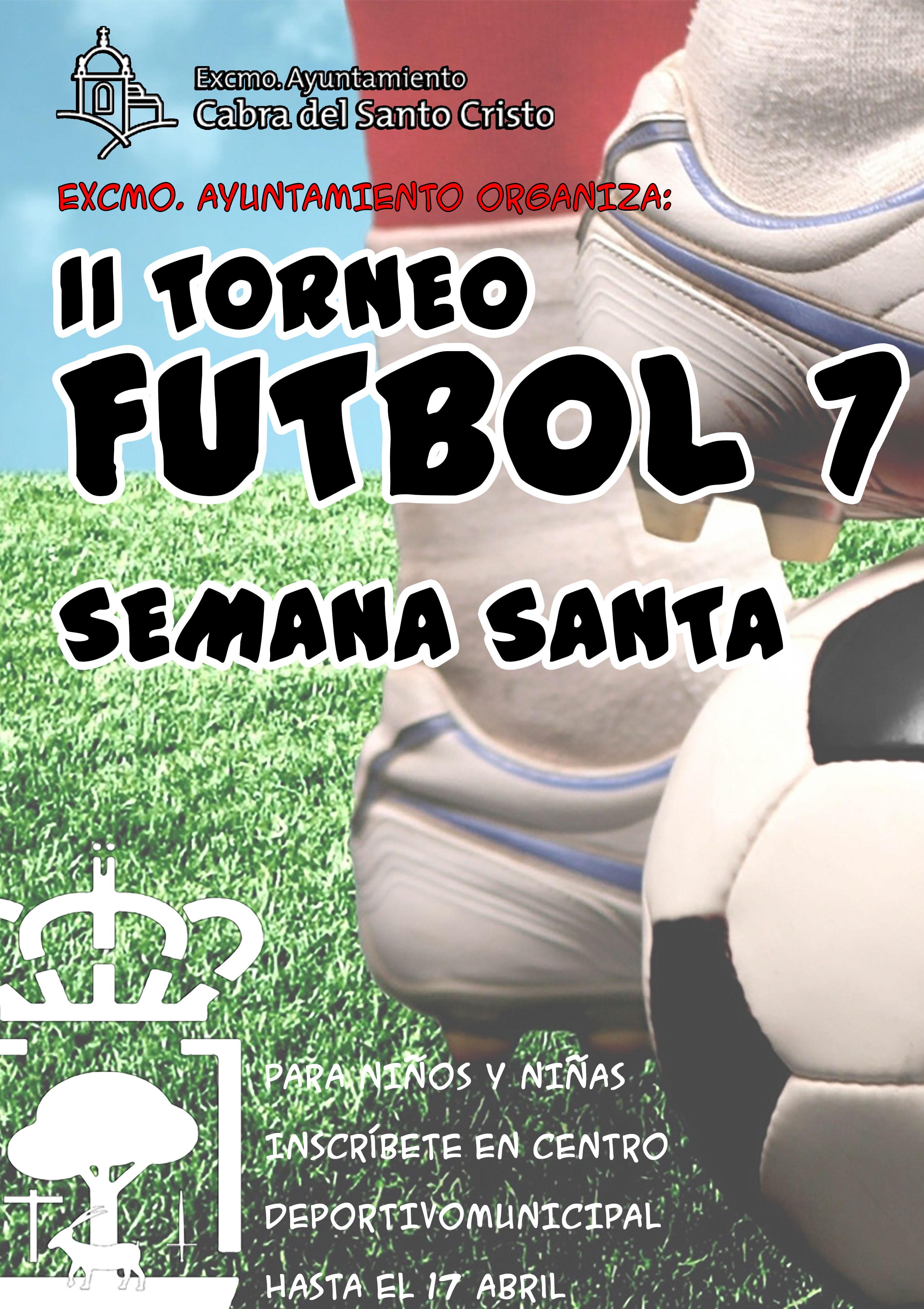 Torneo de Semana Santa de fútbol 7