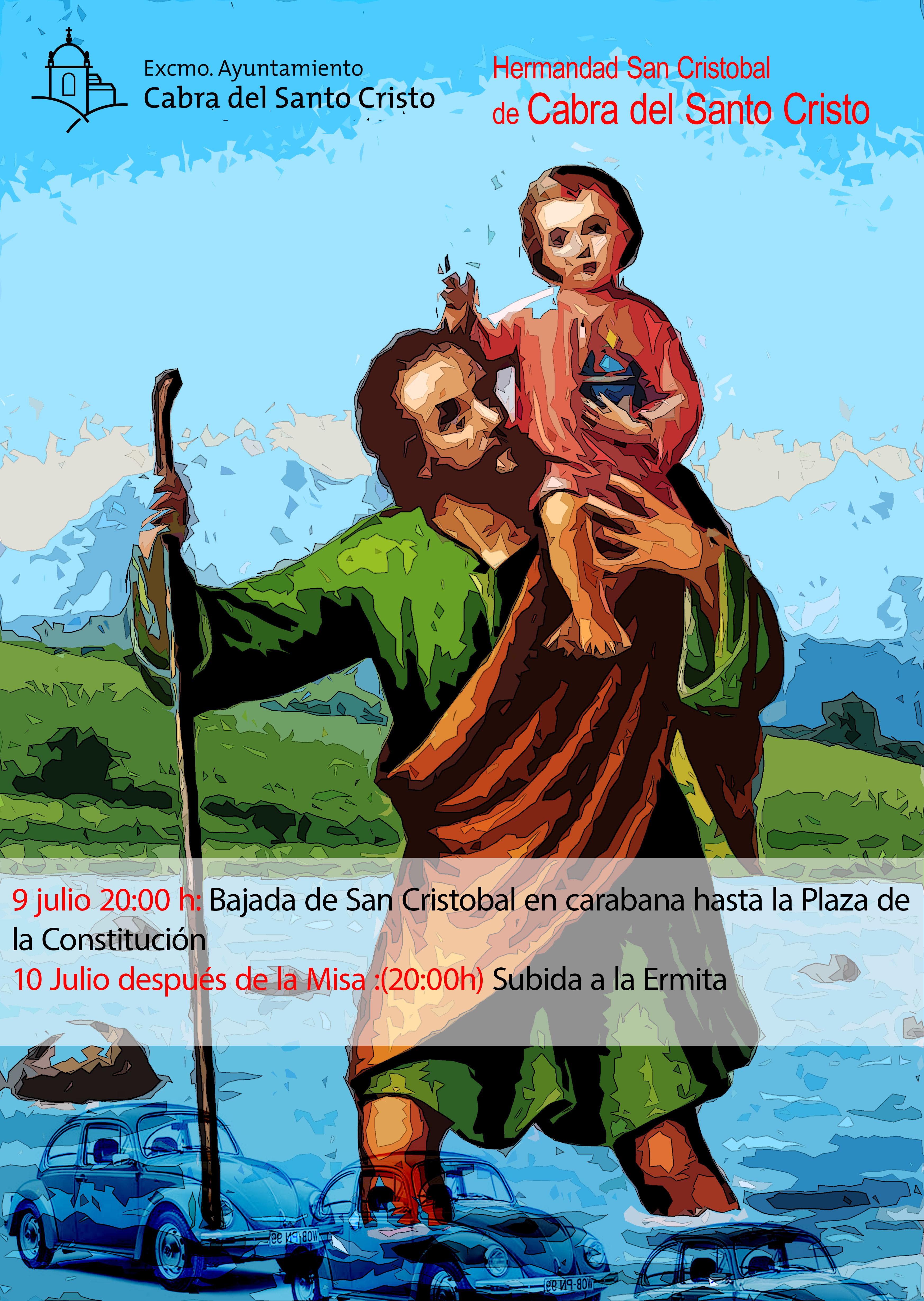 Celebración día de San Cristobal