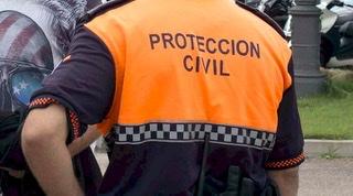 Servicio de Protección Civil Día De los Santos
