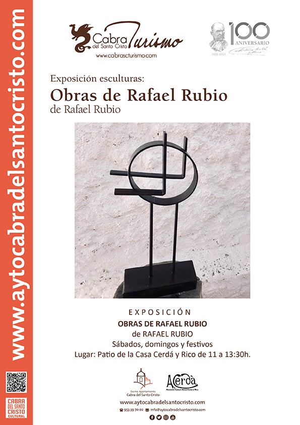 Exposición Rafael Rubio